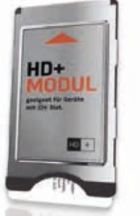 Hd+ Modul + Sender-Paket von HD PLUS
