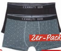 Herren-Retroshorts 2er-Pack von Cerruti