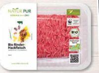 Bio Rinder-Hackfleisch von Natur Pur