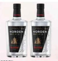 Norden Dry Gin von Doornkaat