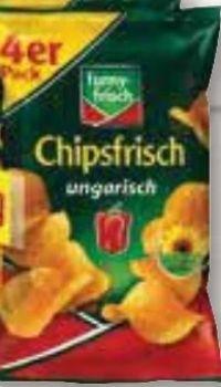 Kartoffelchips von Funny Frisch