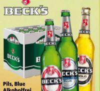Pilsener von Beck's