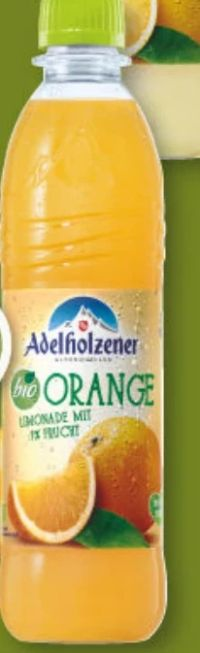 Bio Limonade von Adelholzener