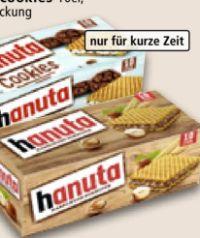 Hanuta Waffeln von Ferrero