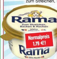 zum Streichen von Rama