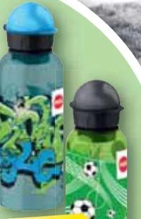 Trinkflasche Fußball