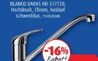 Küchenarmatur Daras HD 517720 von Blanco
