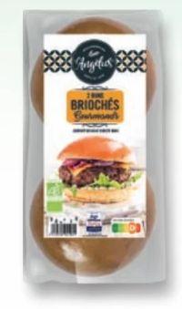 Bio-Burger-Buns von L'Angelus