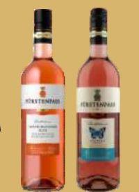 Fürstenfass Spätburgunder Rosé von Weinkellerei Hohenlohe