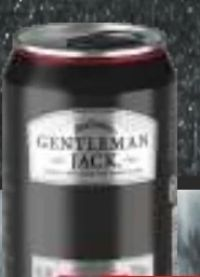 Gentleman Jack & Cola von Jack Daniel's