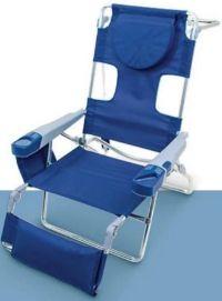 Rio-Brands-2-in-1-Strandliege-und-Stuhl von Tchibo