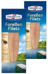 Premium Forellenfilets von Friedrichs