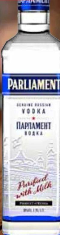 Vodka von Parliament