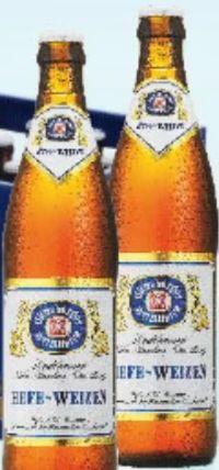 Weizenbier von Günzburger Bier