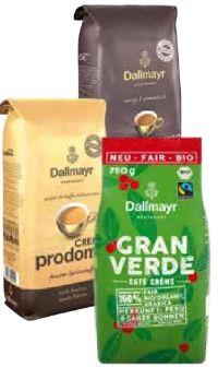 Crema d'Oro Kaffeepads von Dallmayr
