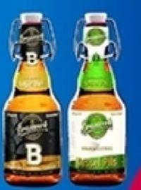 Bier von Brauwerk