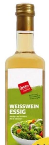 Weißweinessig von Greenorganics