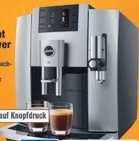 Kaffeevollautomat E8 von Jura