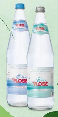 Bio Mineralwasser von Plose