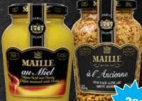 Dijon Senf Spezialitäten von Maille