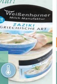 Bio Zaziki Griechische Art von Weißenhorner Milch Manufaktur