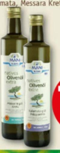 Bio Olivenöl Nativ Extra von Mani Bläuel
