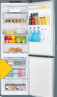 Kühl-Gefrierkombination RL30J3005SA von Samsung