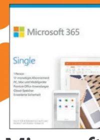 Offce 365 Single von Microsoft