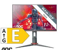 Full HD Monitor IPS Display 24G2U5/BK von AOC