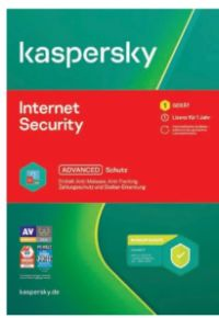 Software Internet Security von Kaspersky
