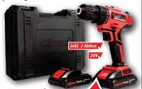 Akku-Bohrschrauber AS202 von Carrera Tools