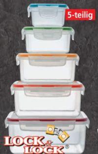 Frischhalteboxen-Set von Lock & Lock