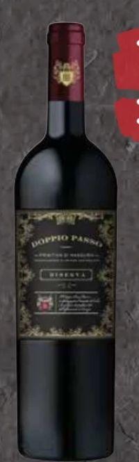 Primitivo Wein von Doppio Passo