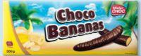 Schoko-Bananen von Mister Choc