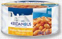 Weiße Riesenbohnen von Eridanous