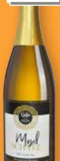 Winzersekt Weißburgunder von Weinhaus Michel Moselschatz
