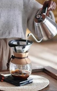 Bodum Pour Over Kaffeemaschine von Tchibo