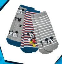Sneaker-Socken 3er-Set von Ideen Welt