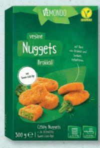 Vegane Snacks von Vemondo