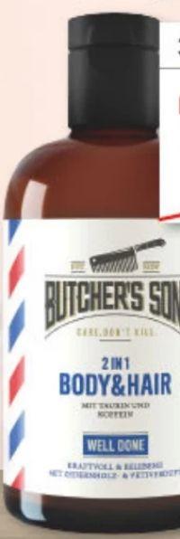 Body & Hair von Butcher's Son