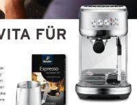 Espresso-Maschine The Bambino Plus von Sage