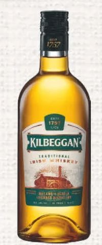 Irish Whiskey von Kilbeggan