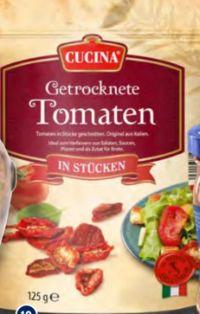Getrocknete Tomaten von Cucina