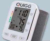 Handgelenk-Blutdruckmessgerät BDU 751 von Quigg