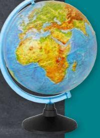 Interaktiver Globus von Idena
