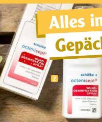 Wund Desinfektion Spray von Octenisept