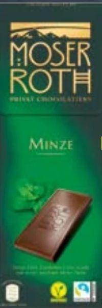 Edel-Zartbitter-Schokolade von Moser Roth