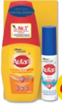 Autan Protection Plus Pumpspray von Klosterfrau