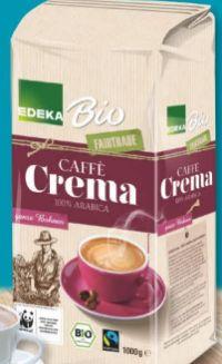 Bio Caffe Crema von Edeka Bio