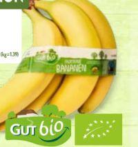 Bio-Bananen von Gut Bio